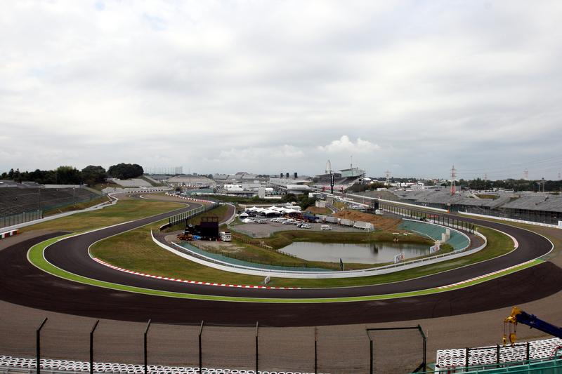 Circuito Japon : Circuito internacional de suzuka suzuka japón izi travel