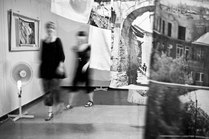 """Տաթևիկ Սարգսյանի անհատական ցուցահանդեսը """"Հայաթ"""" խորագրով։"""