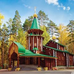 Монастырь святых Царственных...