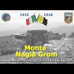 Trincee Nagià Grom - Val di Gresta (Tn)