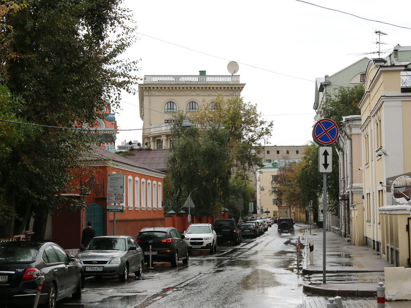 Старомонетный переулок | izi.TRAVEL