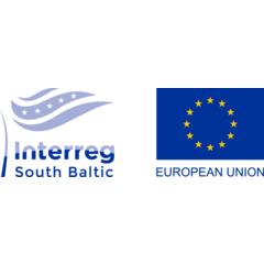 Med stöd av European Regional Development Fund in the Interreg South Baltic Programme.