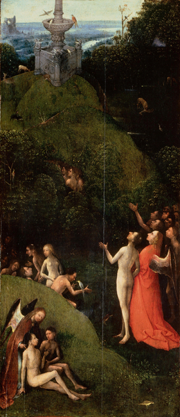 Hieronymus Bosch « Visions of the Hereafter» - Terrestrial Paradise