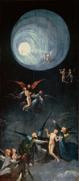 Hieronymus Bosch « Visions of the Hereafter» - Ascent of the Blessed