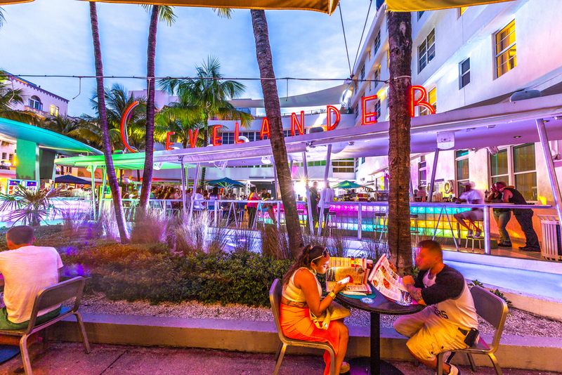 The Clevelander South Beach Hotel