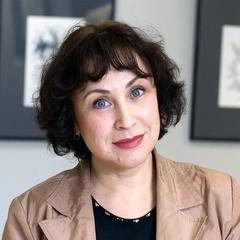 Елена Сухова – художник, дизайнер