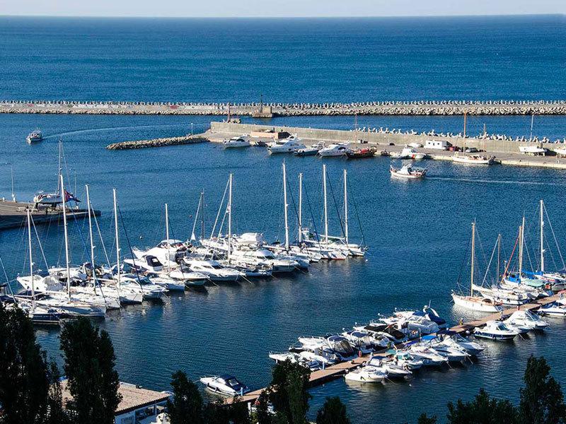 Portul Tomis/Tomis Harbour