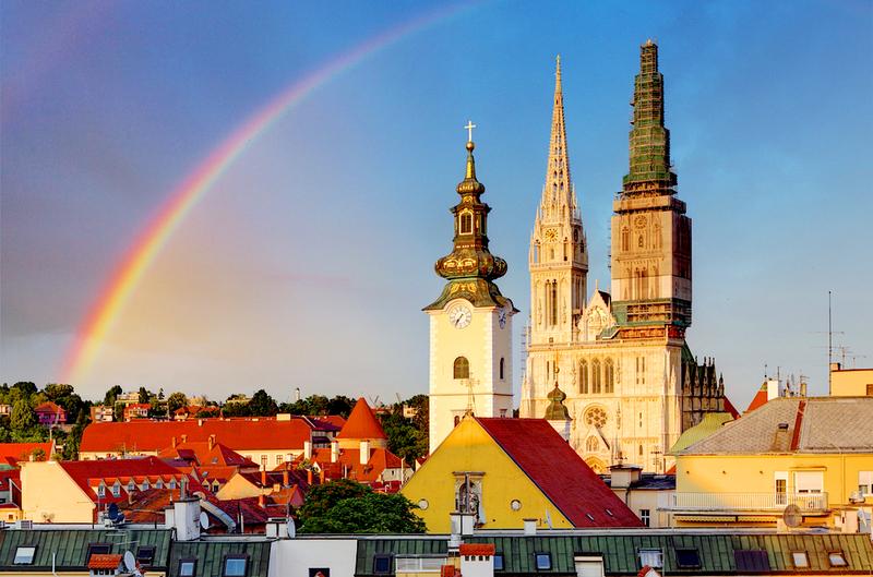 The Zagreb Cathedral Izi Travel
