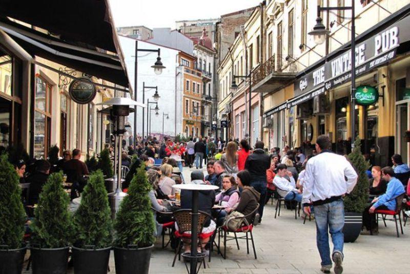 Lipscani Street | izi.TRAVEL