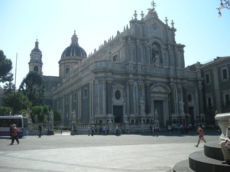 La Cattedrale di Sant'Agata
