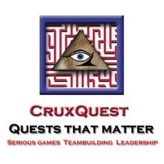Productie:  CruxQuest Bureau voor interactief edutainment.