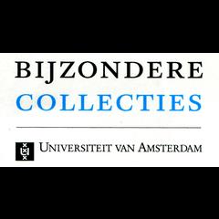 Bijzondere Collecties Amsterdam