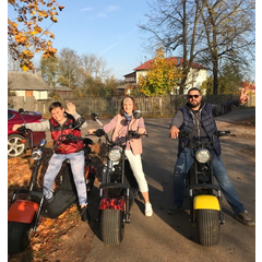 Прокат электровелосипедов. Electric scooters and bikes for rent. Wypożyczenie elektroślizgaczy i elektrorowerów. WWW.E-RIDE.BY