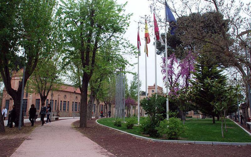 Campus Fábrica de Armas de Toledo UCLM | izi.TRAVEL