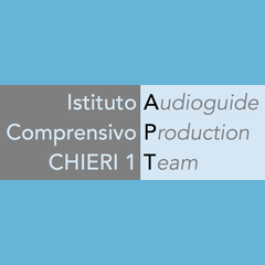 I.C. Chieri 1 - Audioguide Production Team