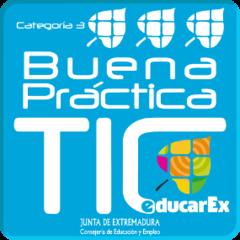 A este Museo se le concedió el sello de Buena Prácticca TIC por la Consejeria de Educación según DOE de 19/11/2018