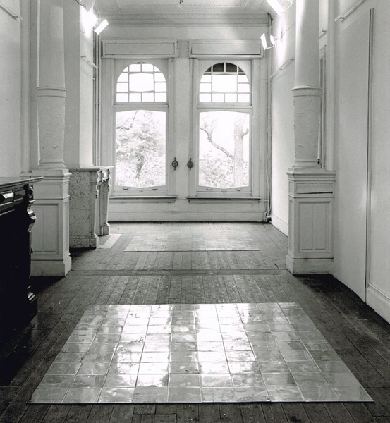 Interieur van de Wide White Space Gallery. ©Archief Wide White Space