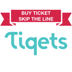Buy tickets to museums on-line to save money and skip the lines