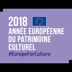 Label de l'Année européenne du patrimoine culturel 2018