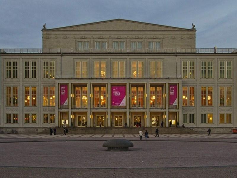Leipzig Opera House Izi Travel