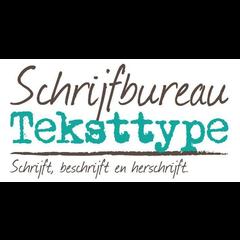 Schrijfbureau Teksttype