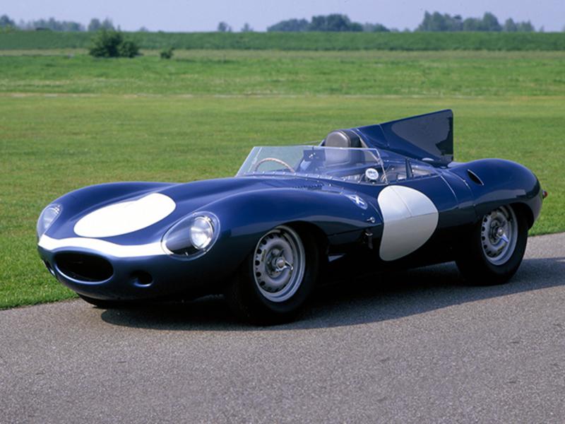 Jaguar D-type(ジャガー Dタイプ) | izi.TRAVEL
