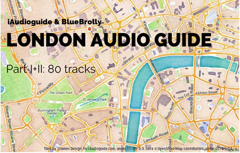 the complete london audio guide part i izitravel